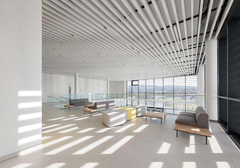 Viega-edukacijski centar ima vrlo dobru ekološko energetsku bilancu. Foto: ATP/Kuball