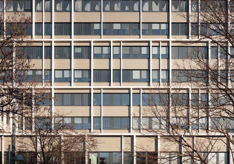 Fasada se konceptualno temelji na srčanom ritmu zdrave osobe.Foto: ATP/Kuball