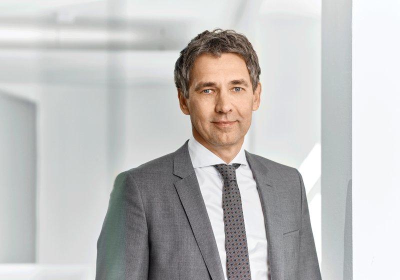 Building Services Board Member Thilo Ebert. Photo: ATP/Rauschmeir