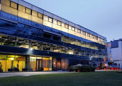 Das MCI | Die Unternehmerische Hochschule® Foto: MCI