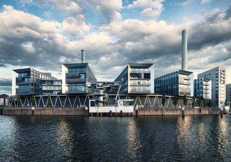 Новое бюро АТР Франкфурт в комплексе Westhafen Pier. Фото: ATP