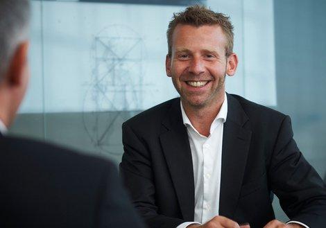Ларс Обервинтер, CEO Пландаты, о значительном уменьшении рабочей загрузки благодаря BIM. Фото: ATP/Carl Anders Nilsson