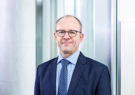 Armin Wentzler, Geschäftsführer von ATP health. Foto: ATP/Rauschmeir