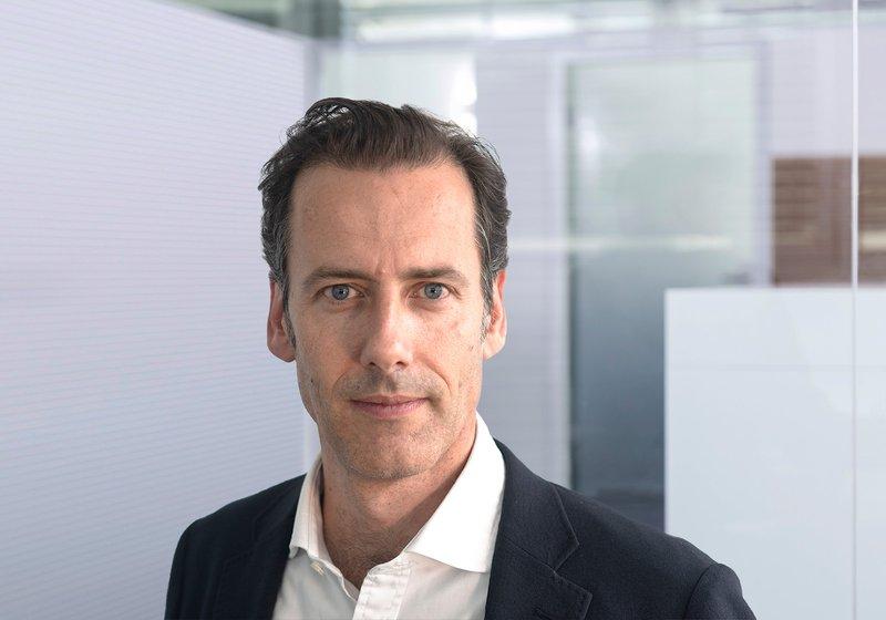 Christopher Hammerschmidt, Geschäftsführer von ATP Frankfurt. Foto: ATP