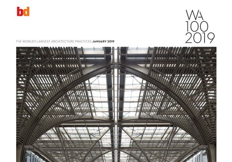 Photo: Building Design´s annual survey of the top global practices