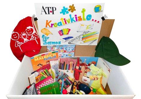 Die ATP-Kreativkiste. Foto: ATP/Saitner-Zangerl
