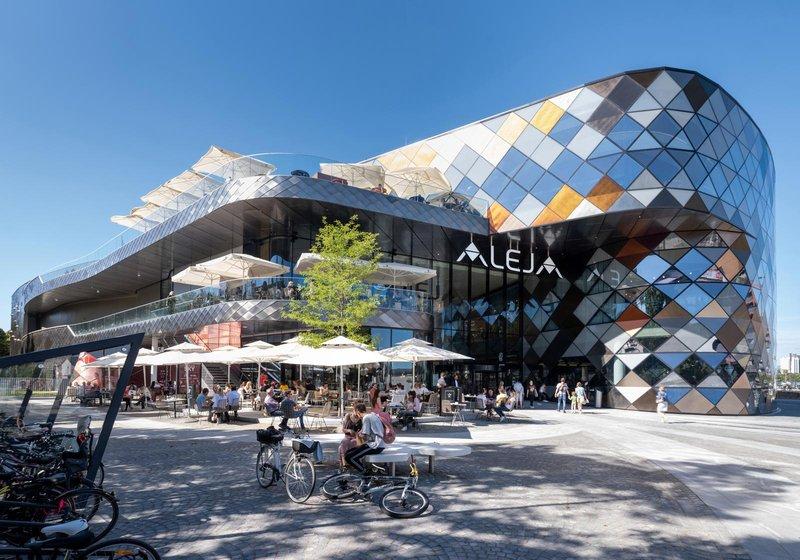Ein Ort der Begegnung: ALEJA, von ATP integral geplant. Foto: ATP/Pierer