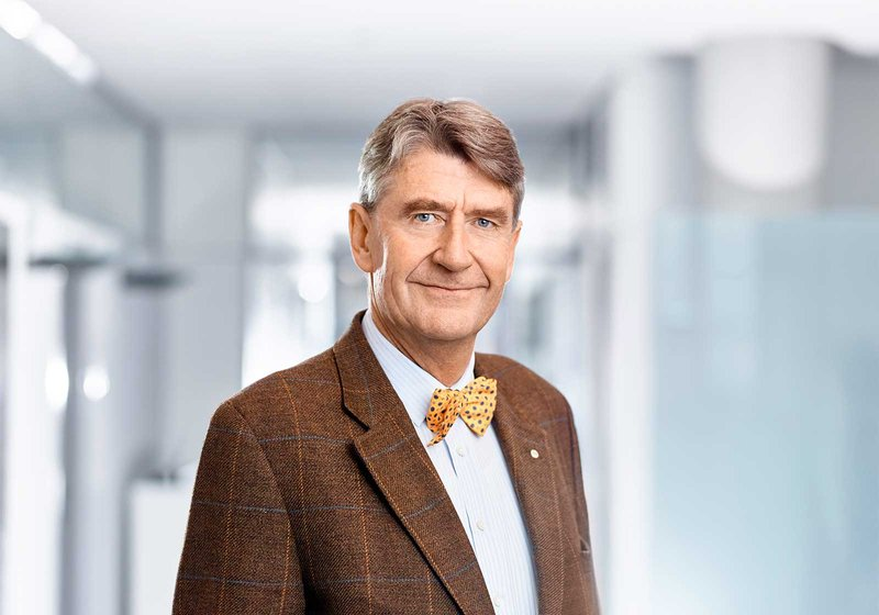 Christoph M. Achammer, ATP CEO and Professor of Integrated Construction Planning and Industrial Building at TU Wien. Image: ATP/Becker