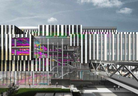 IMP razvojni institut za molekularnu patologiju, Boehringer Ingelheim, Austrija, Beč. BIM fotografija: ATP