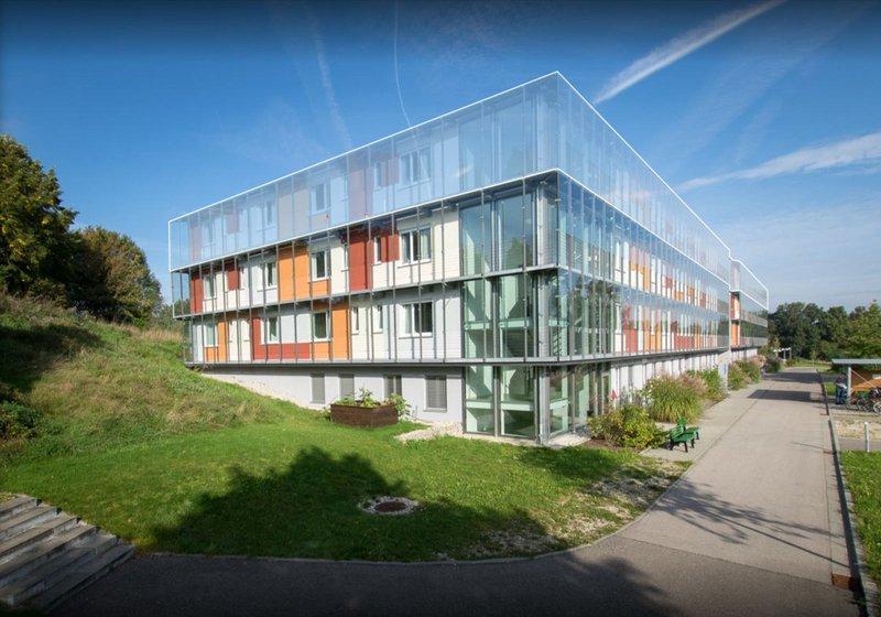 ATP Nürnberg plant Geschoss in Massivholzbauweise. Bild: ATP
