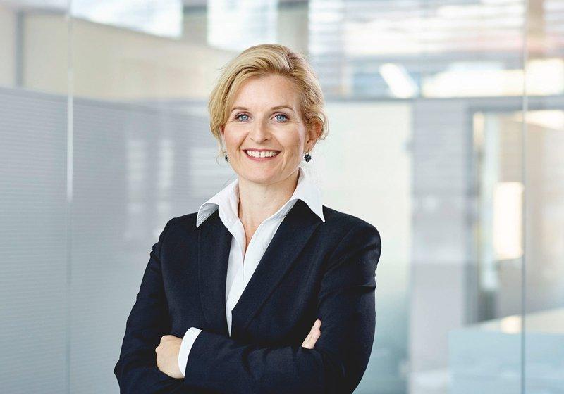 Michaela Hauser, Architektin, ATP-Partnerin in München. Foto: ATP/Becker