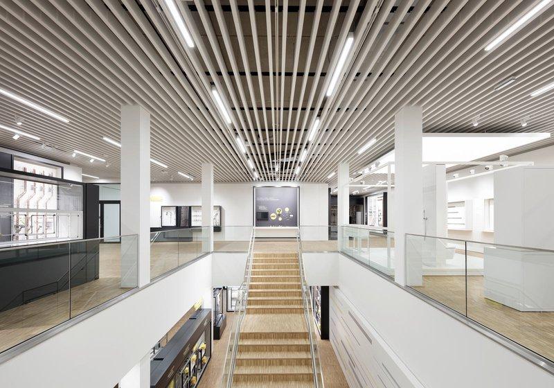 Interaktivni izložbeni prostor za Viega-proizvode. Foto: ATP/Kuball