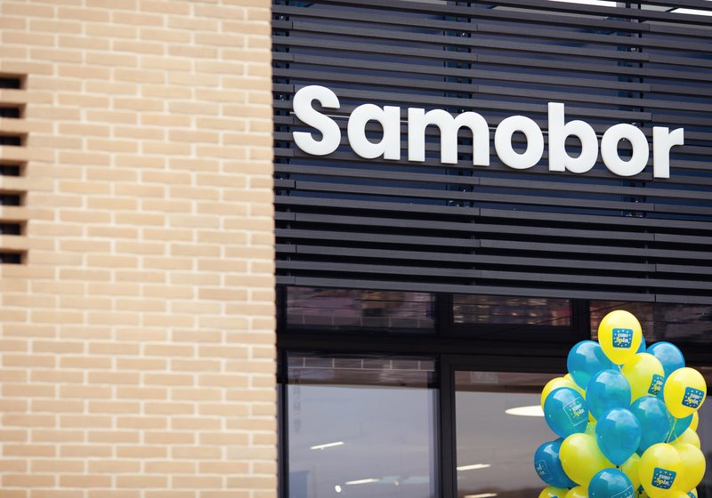 Samobor is one of six stores being opened by Eurospin in 2020/2021. Photo: Ivan Banić