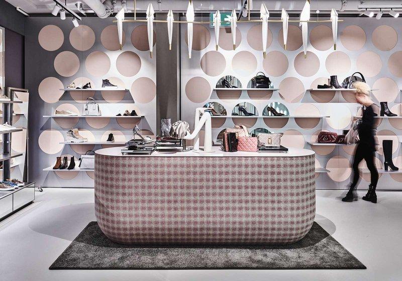 Das Lifestyle House ist als Concept Store gestaltet. Foto: Mint Architecture