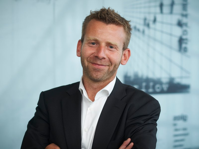 Lars Oberwinter is an architect and the Managing Director of Plandata. Photo: ATP/Carl Anders Nilsson