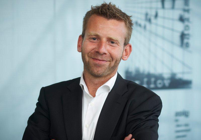 Direktor Plandate Lars Oberwinter vrednuje BIM kao alat za osiguranje kvalitete. Foto: ATP/Carl Anders Nilsson