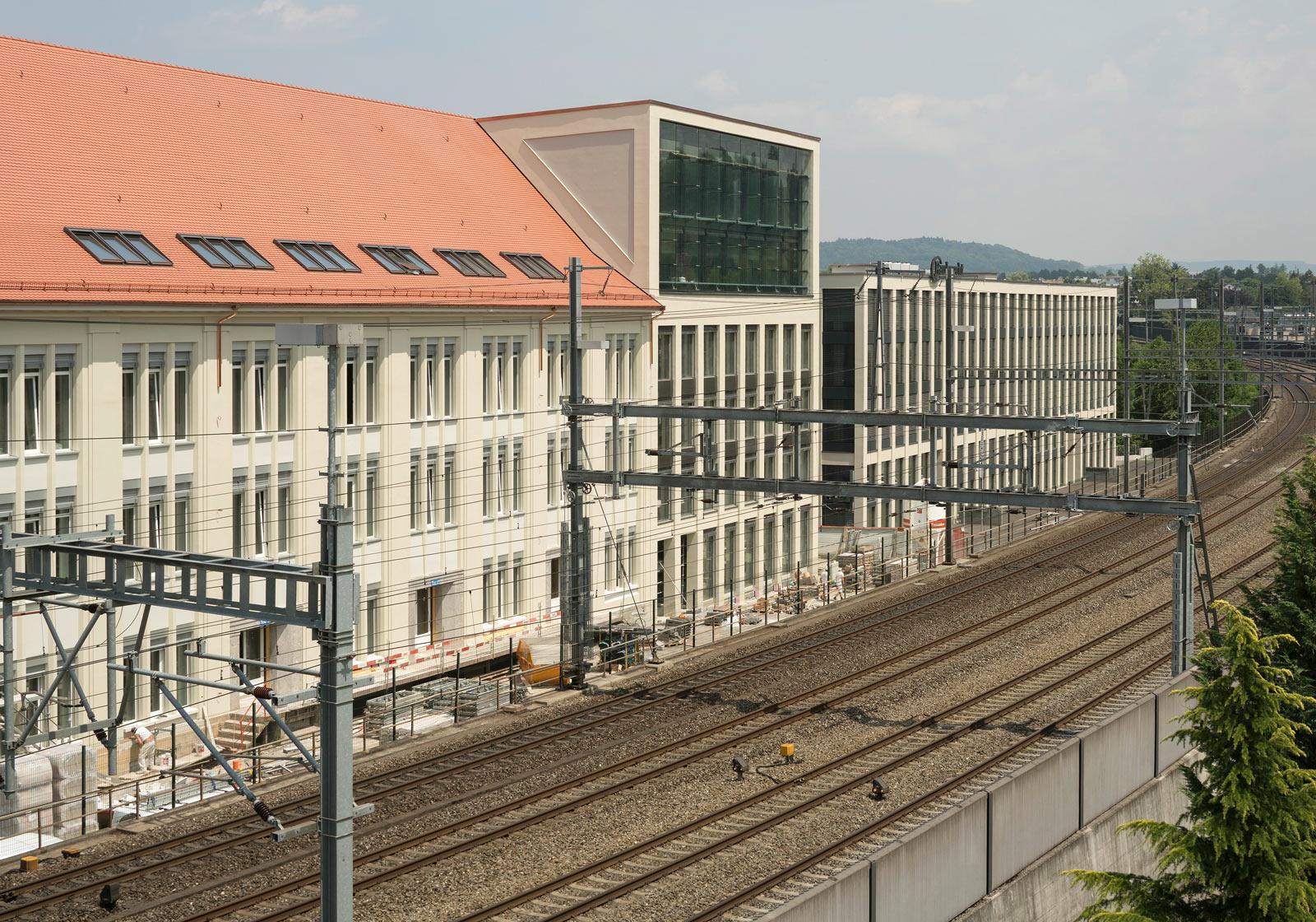 Im Lenz, Lenzburg, CH