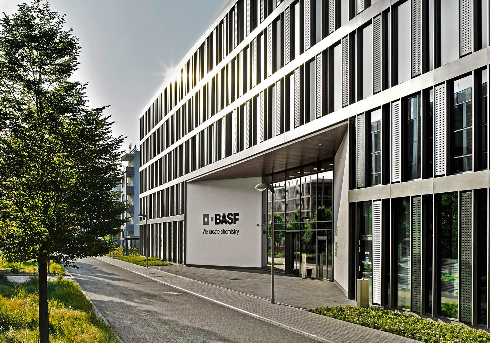 BASF Luwigshafen, DE