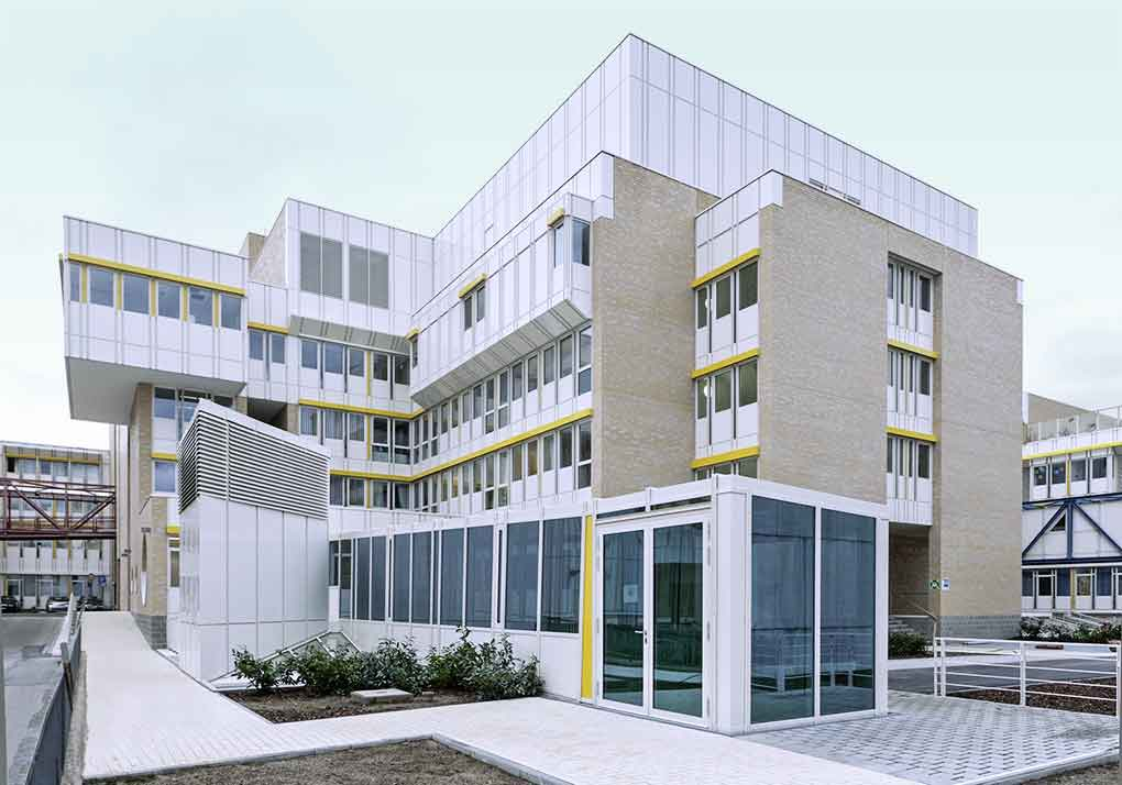 Universitätsmedizin Operationszentrum, Mannheim, DE