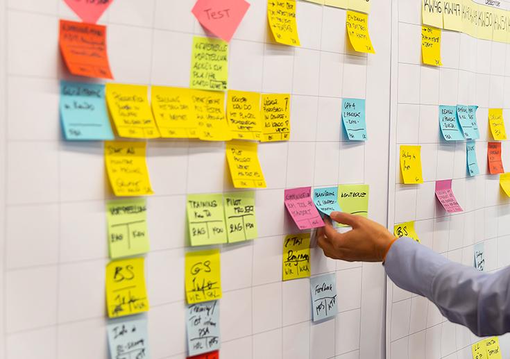 Ein Projekt – eine Methodik
