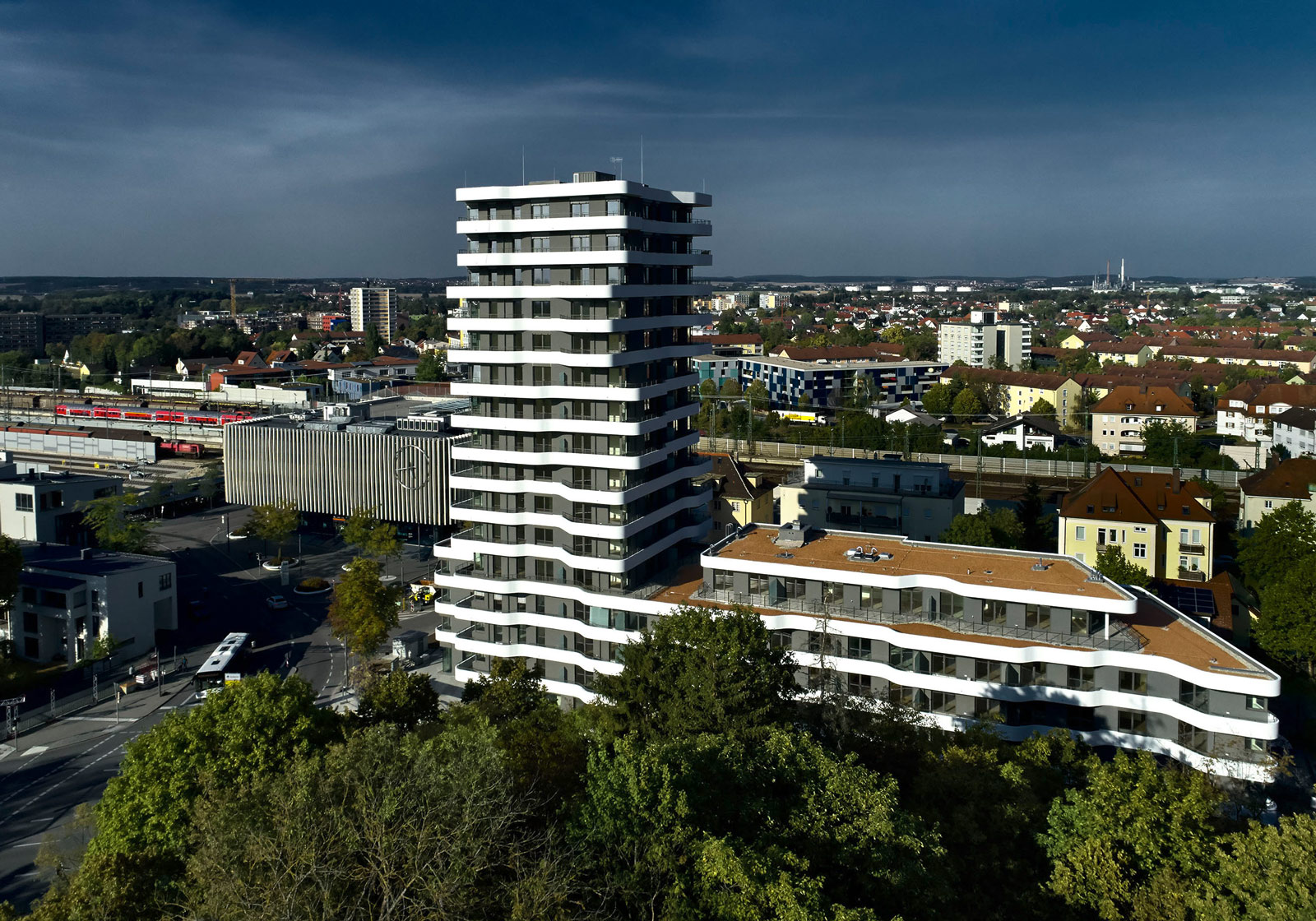 IN-TOWER, Ingolstadt, DE