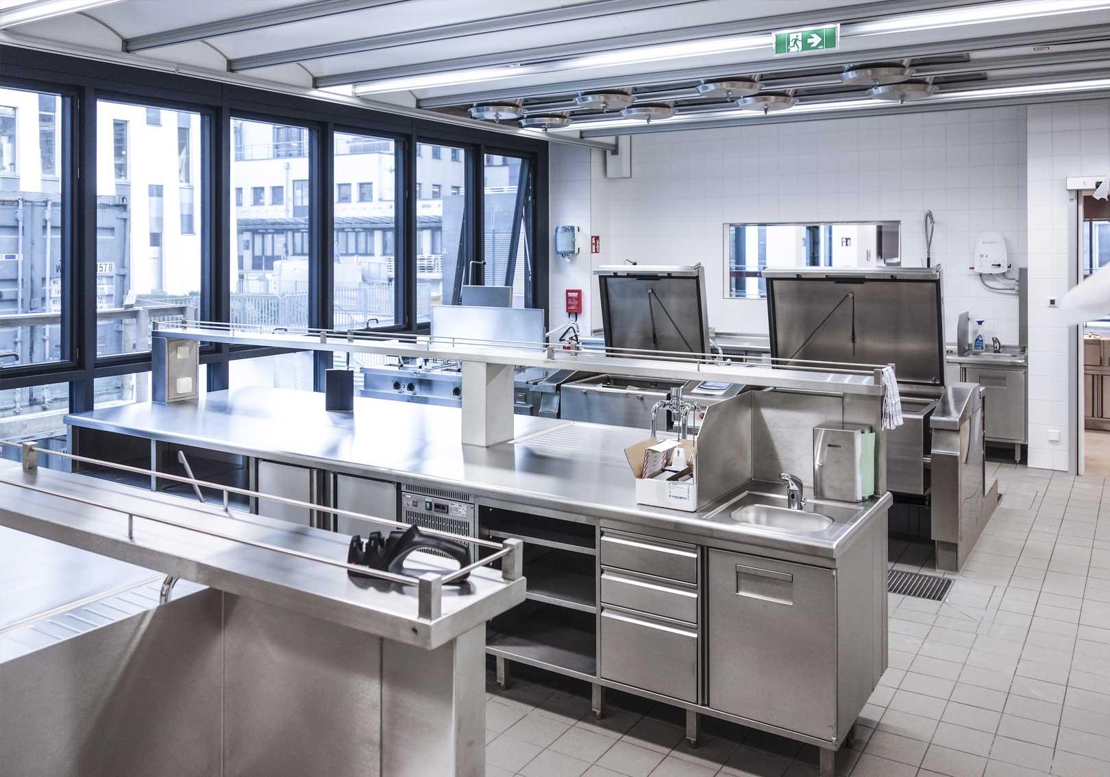 Nutzerorientierte Planung für Großküchen und Kantinen