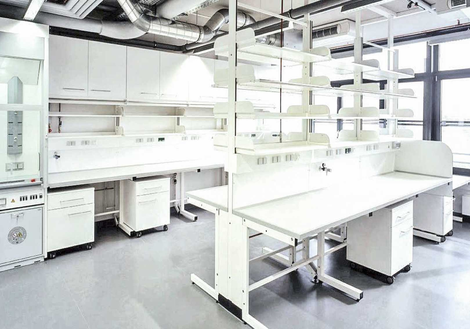 User-oriented planning for laboratories