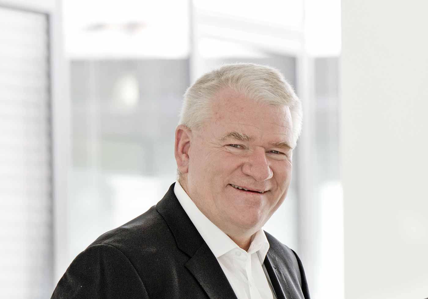 Siegfried Loewenguth Geschätsführer bei ATP health