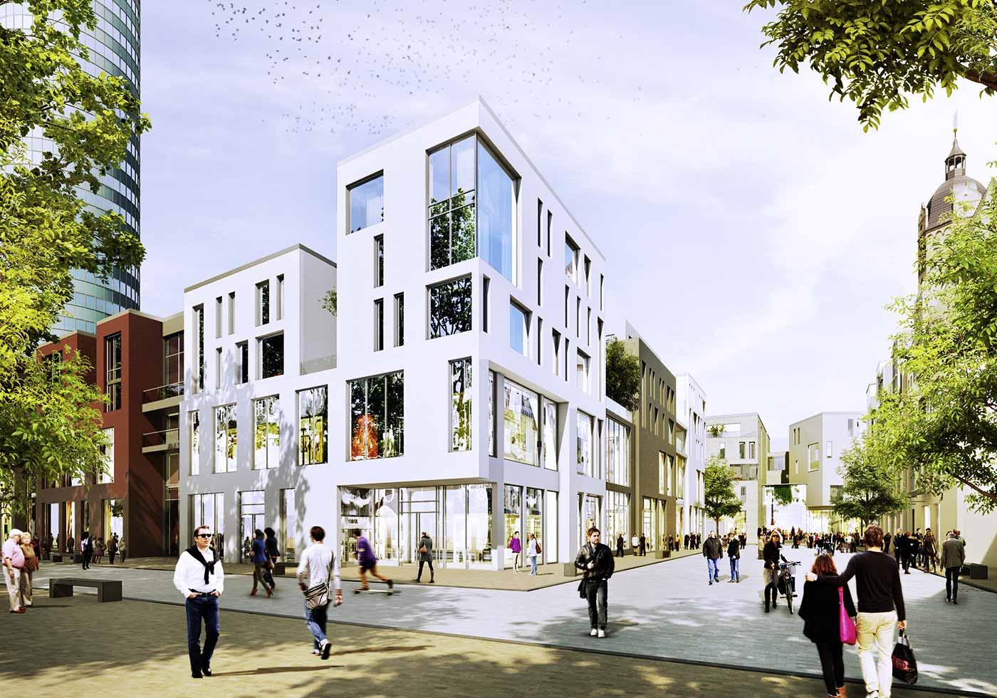 ATP Frankfurt gewinnt städtebaulichen Wettbewerb in Jena