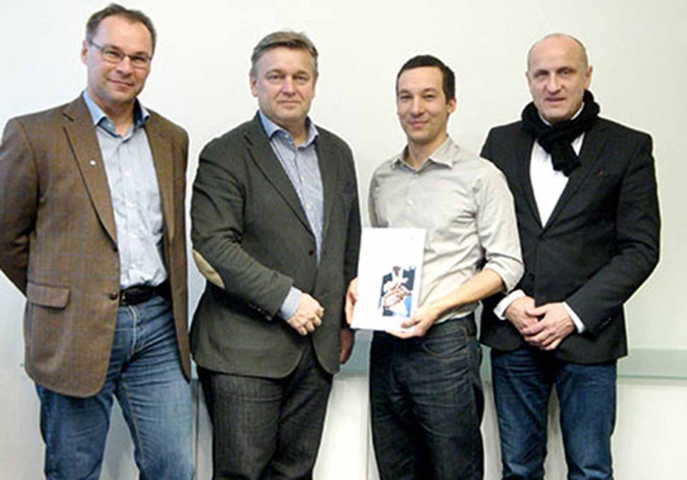 Wojciech Tomczak wird Associate bei ATP architekten ingenieure