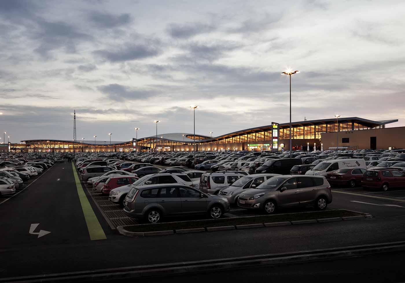 G3 Shopping Resort Gerasdorf eröffnet