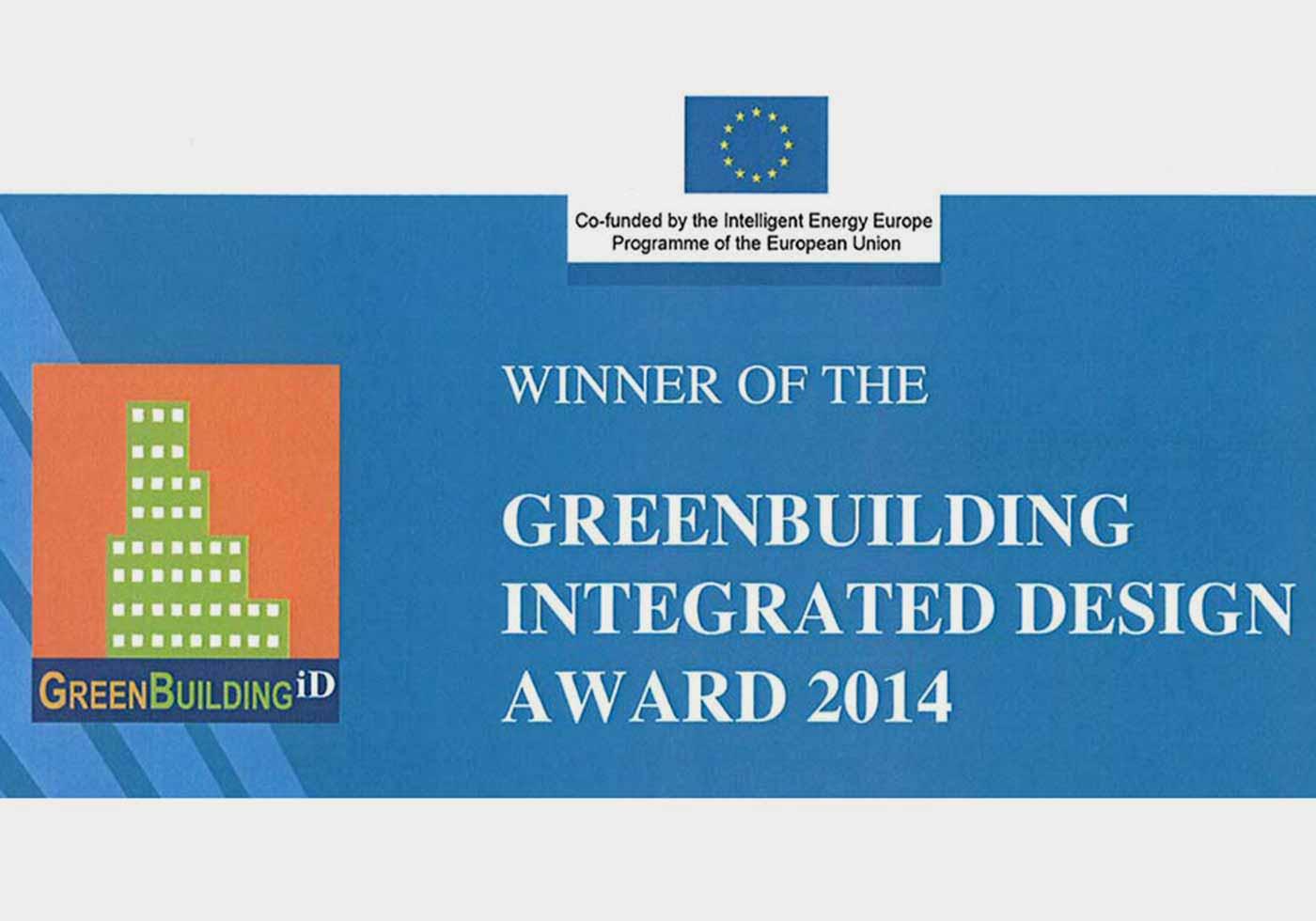 ATP architekten ingenieure ist GB ID Award Preisträger 2014