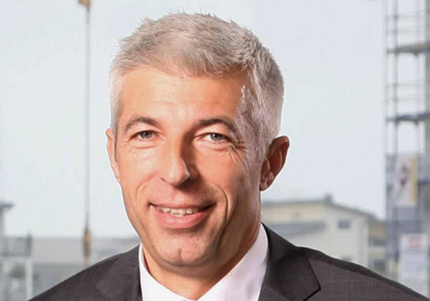 Gerd Maurer Geschäftsführer/Bautechnik von ATP München