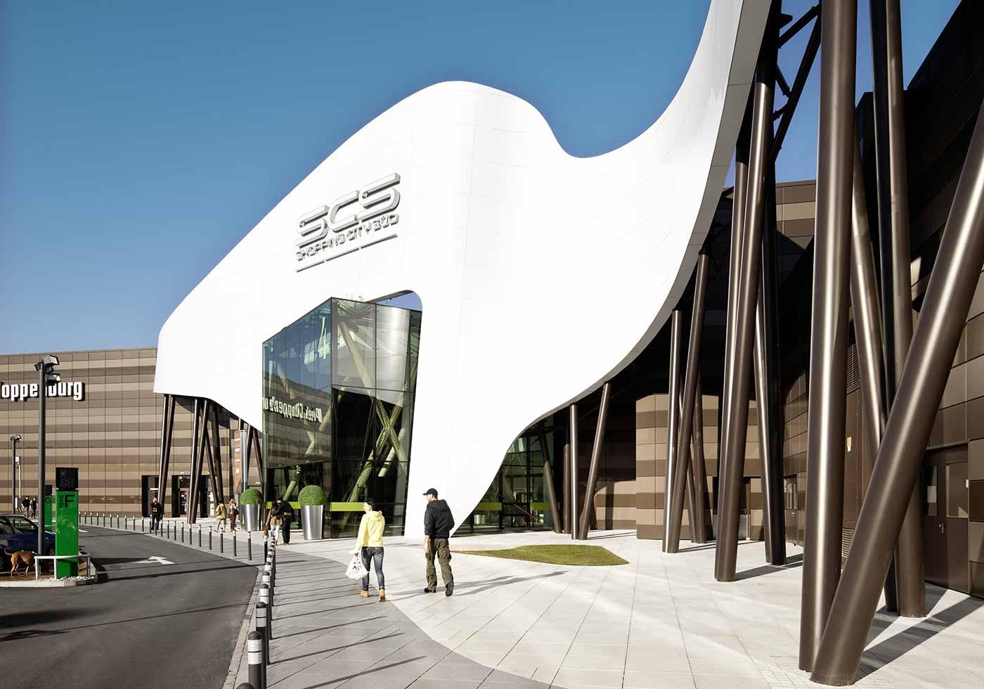 Shopping City Süd in Vösendorf bekommt Facelift