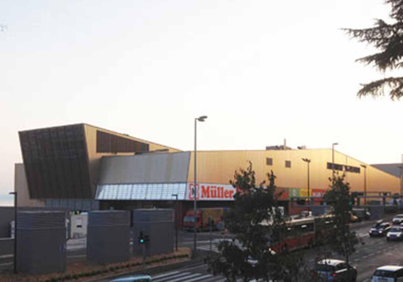 ZTC Rijeka eröffnet