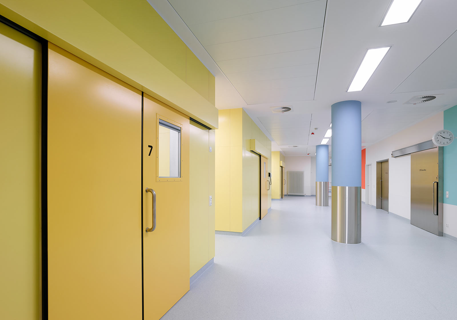 Новый операционный центр открыт. Источник фото: ATP/Valentin