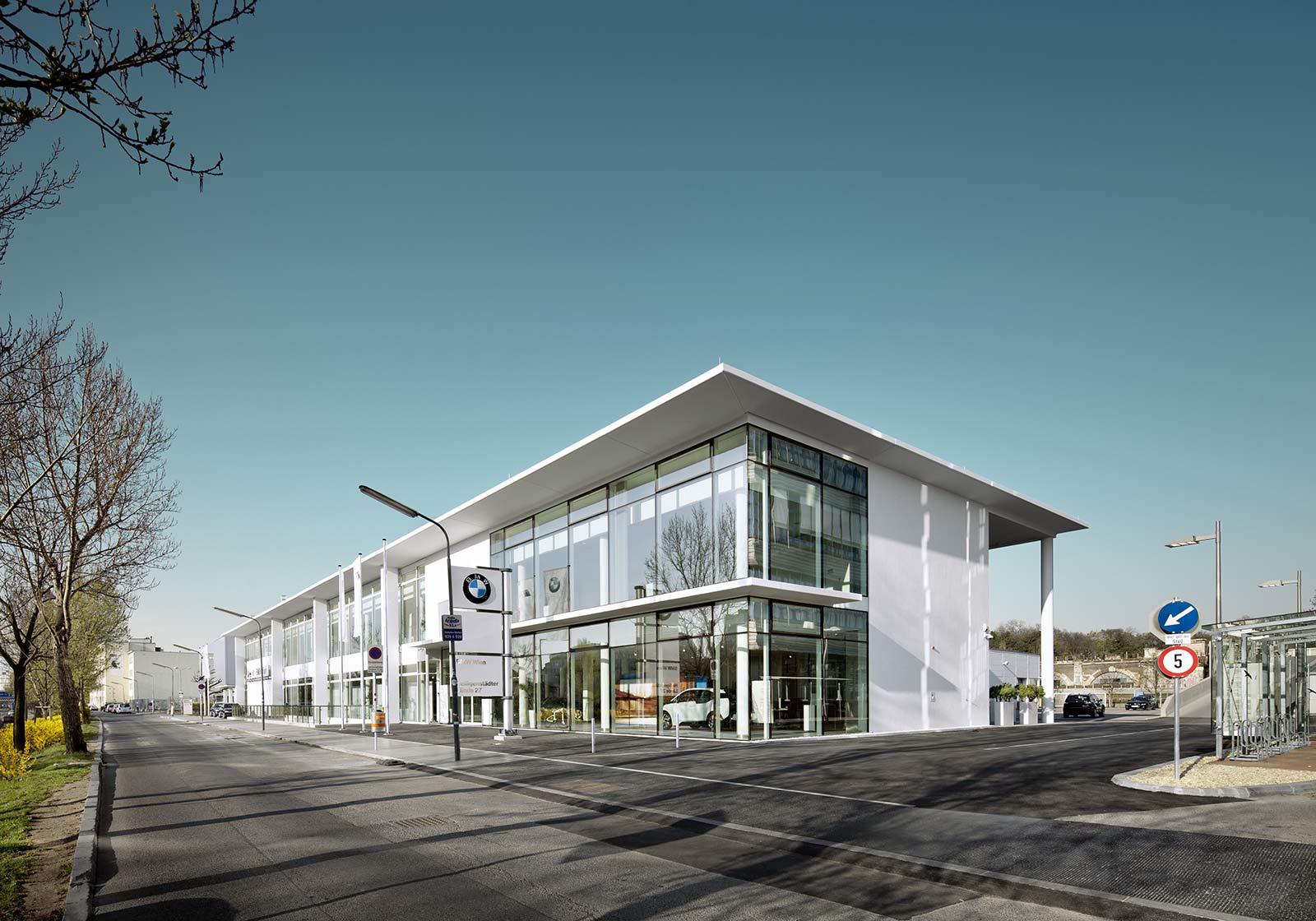 BMW Vienna
