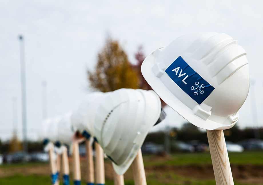 AVL Tech Center