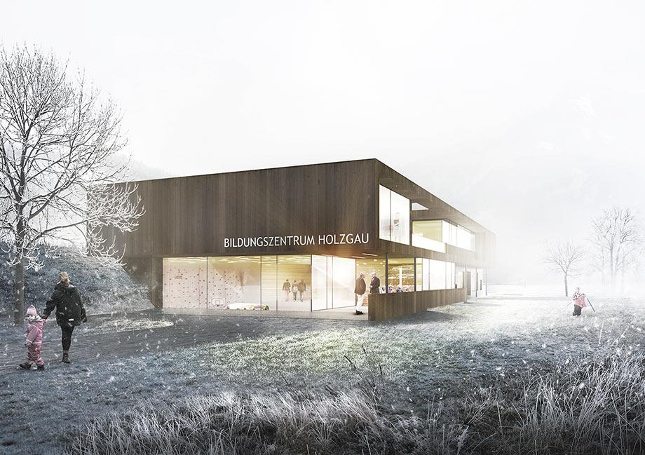 Bildungszentrum, Holzgau, AT