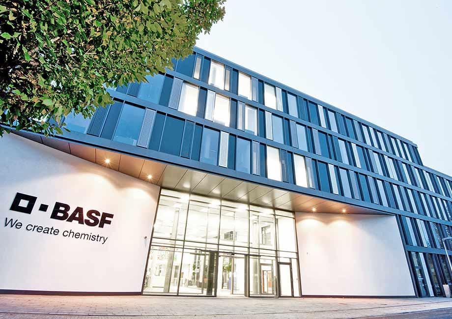 Büros für BASF
