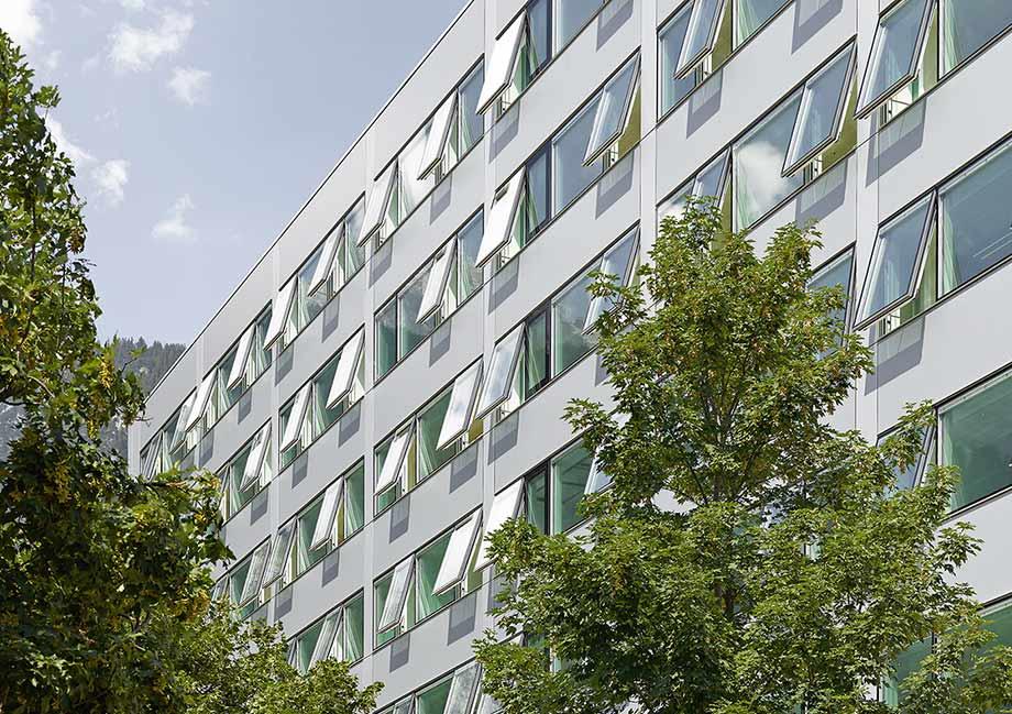 Technische Fakultät, Universität Innsbruck, AT