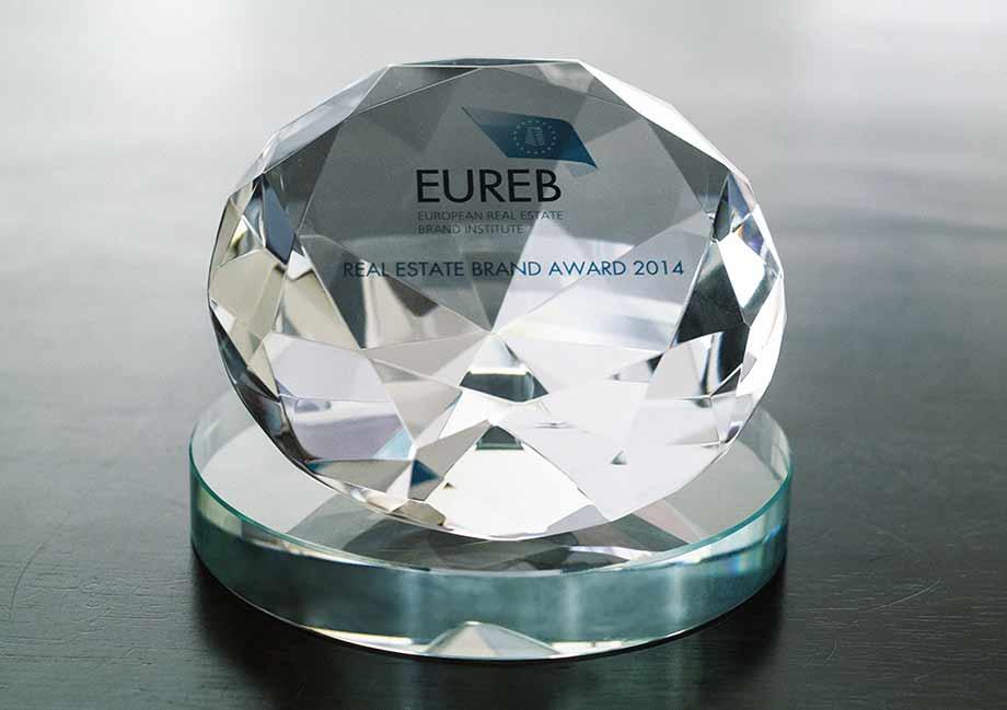Премия Real Estate Brand Award 2014