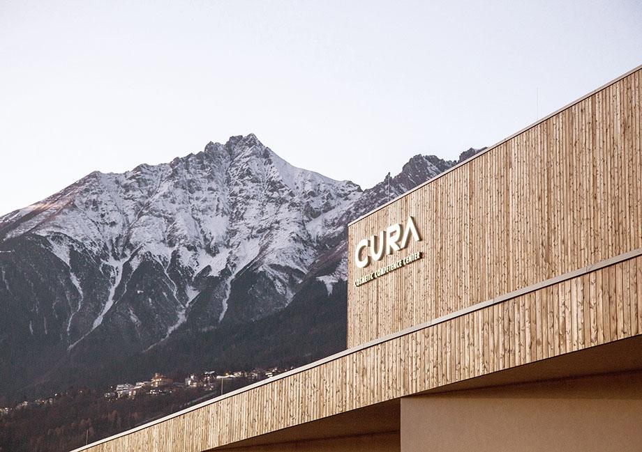 Das neue Cura Competence Center im Herzen Tirols.