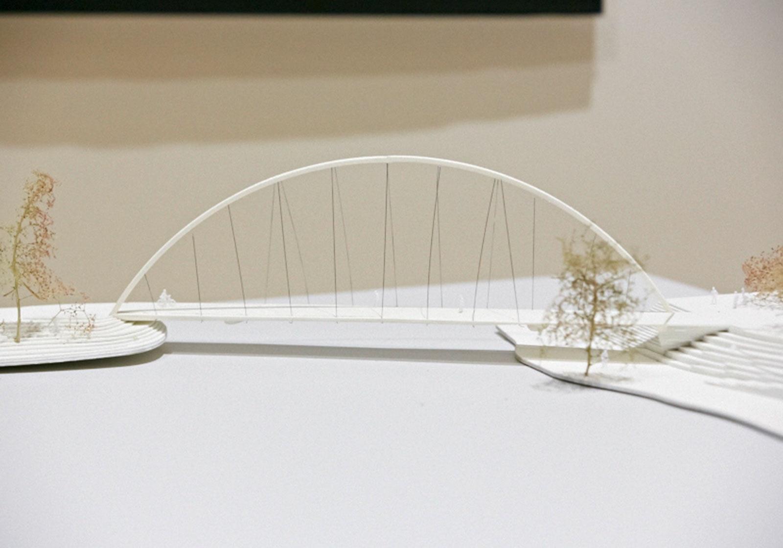 """2. Preis, """"BOU"""" Projektvorstellung: Architektur / TU-Wien: Nora HAMMELMANN, Philippe JANS Bauingenieur / TU-Wien: Kolo FISCHBACH. Foto: Zumtobel Group"""