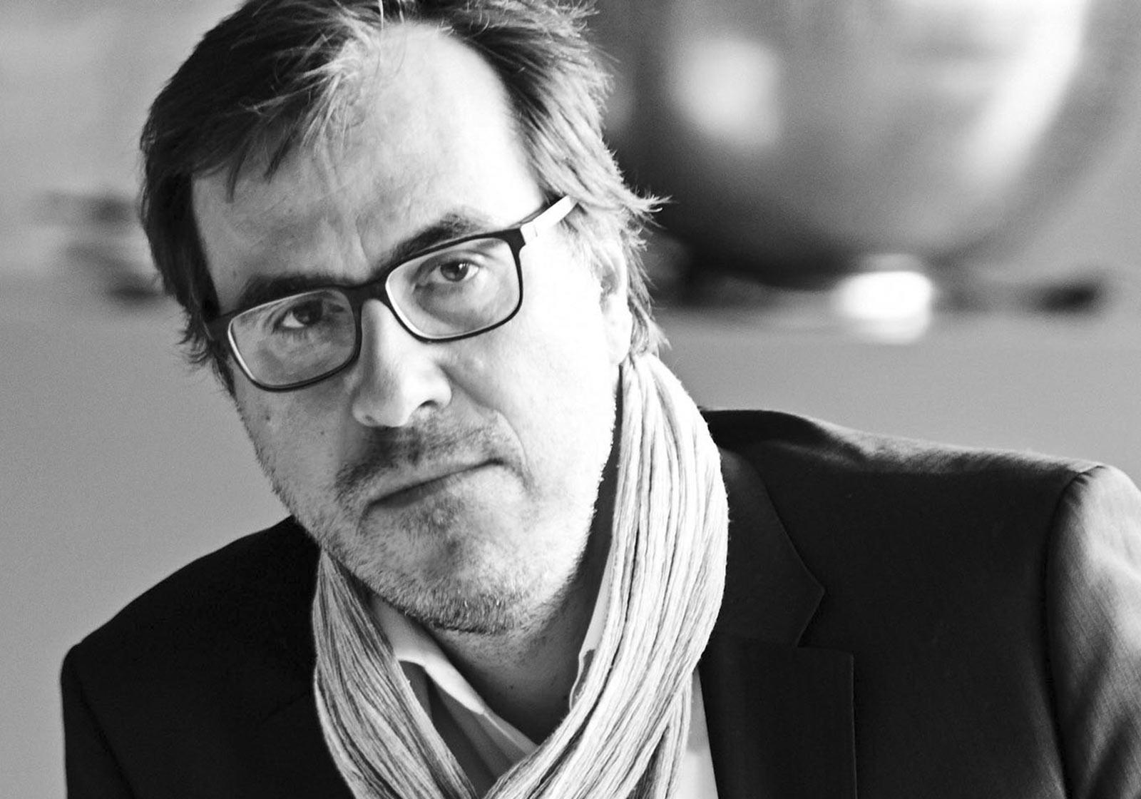 Architekt Florian Beck, Head of Design bei ATP architekten ingenieure (München). Foto: ATP/Olaf Becker