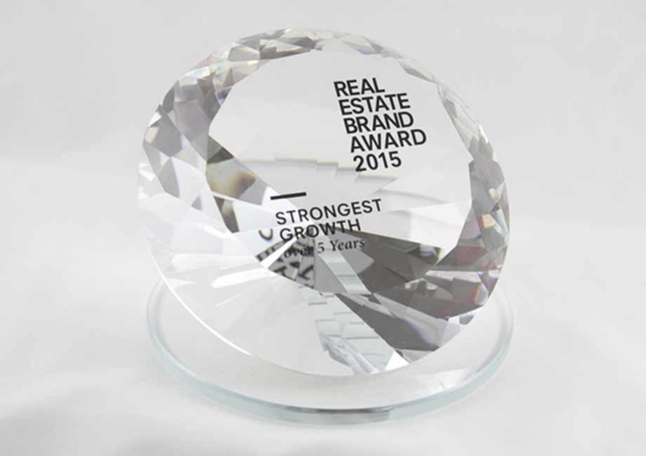 Real Estate Brand Award 2015