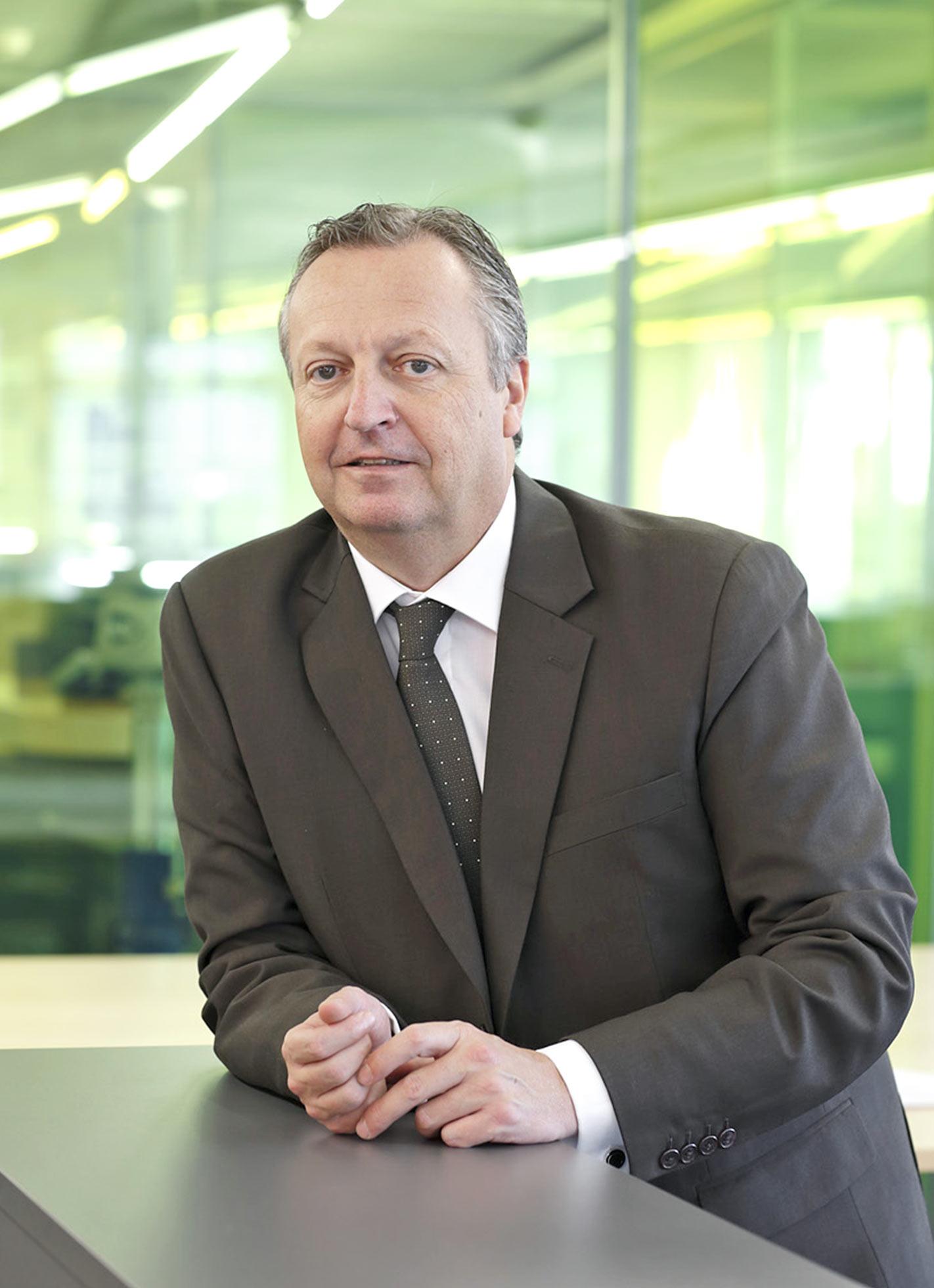 Michael Gräfensteiner wird Mitglied der Geschäftsführung. Foto: ATP