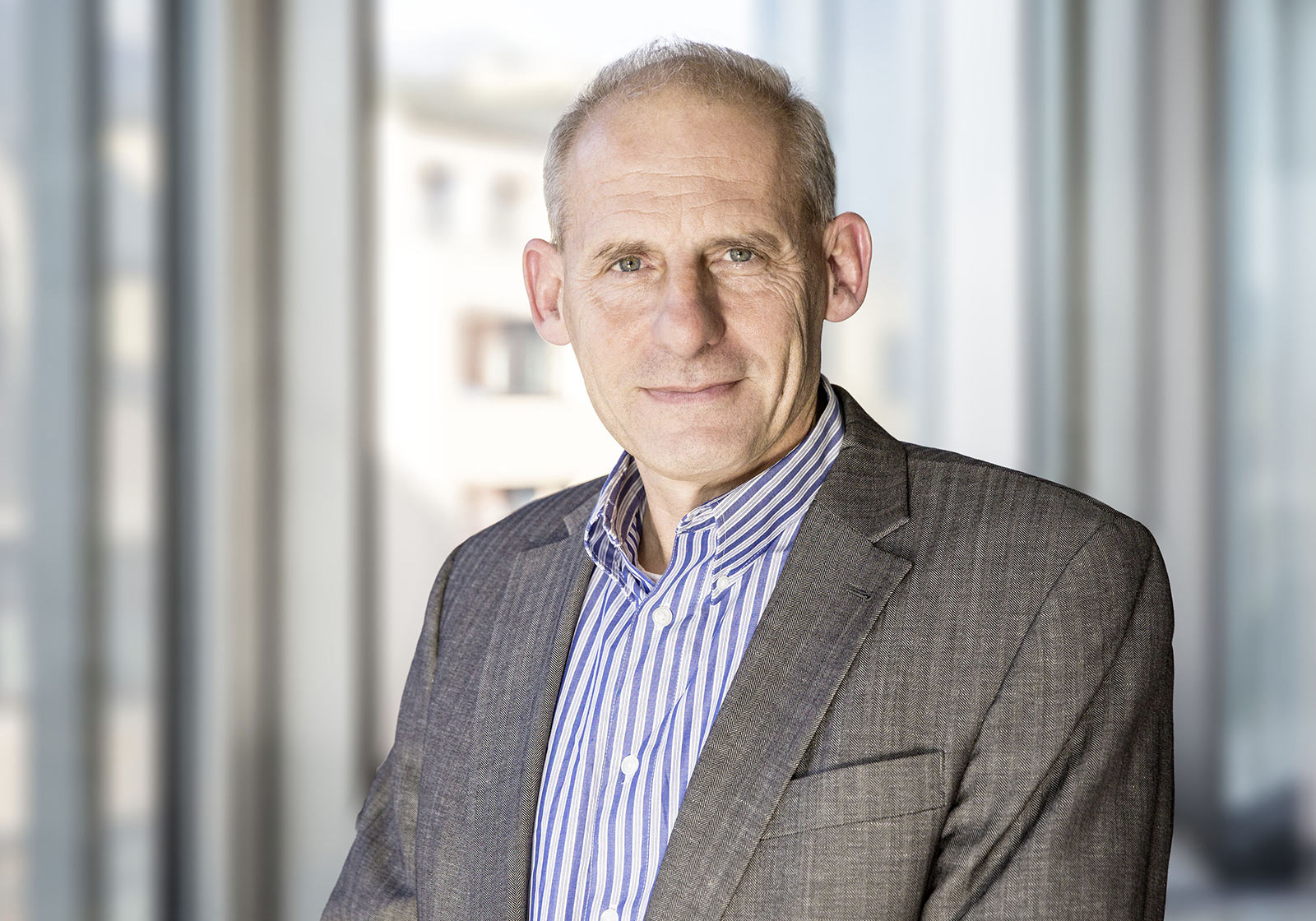 Building Services Board Member Thomas Herter