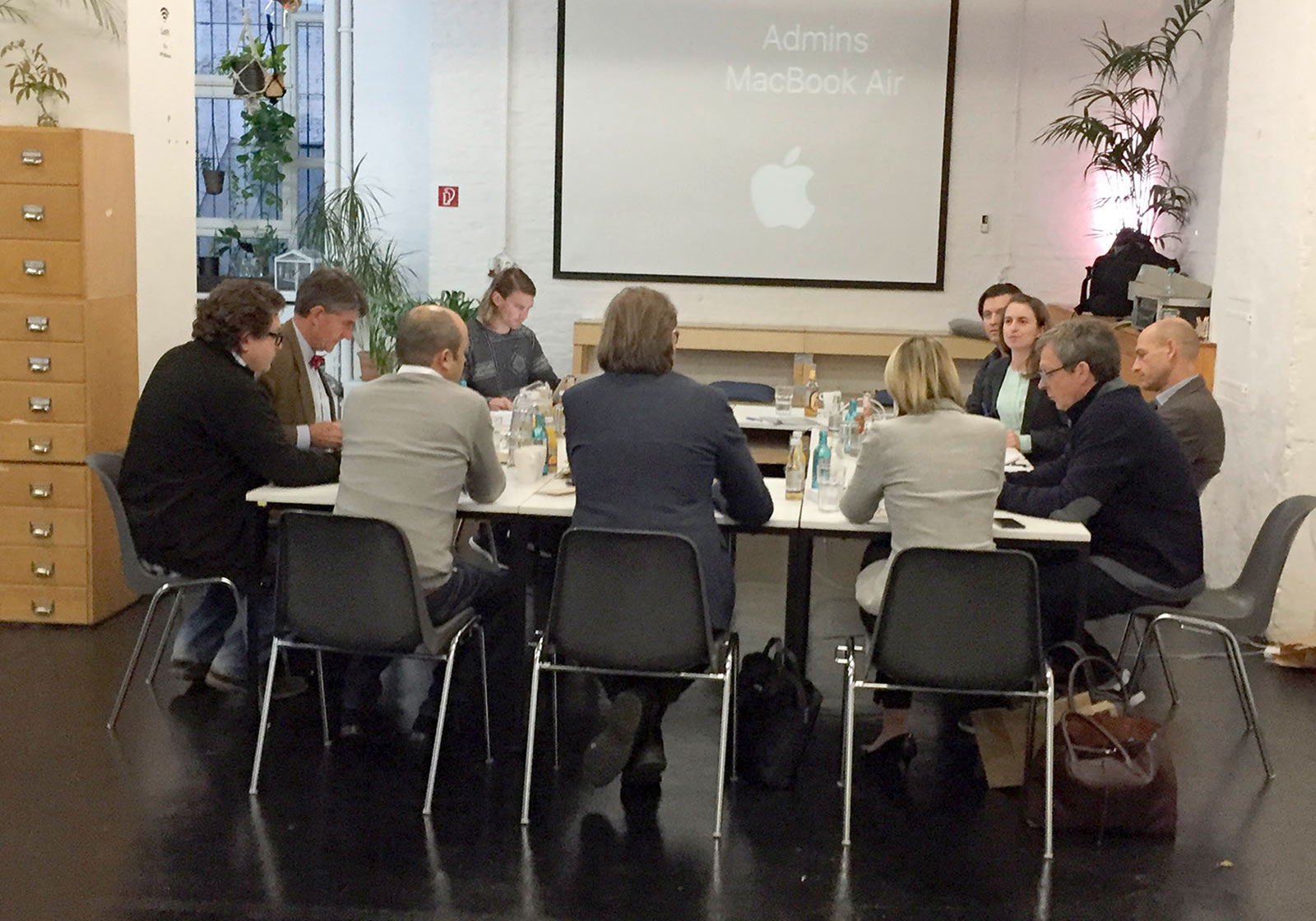 The jury. Photo: jovoto