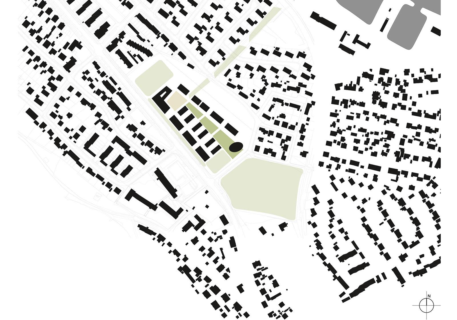 План участка 1:2,000